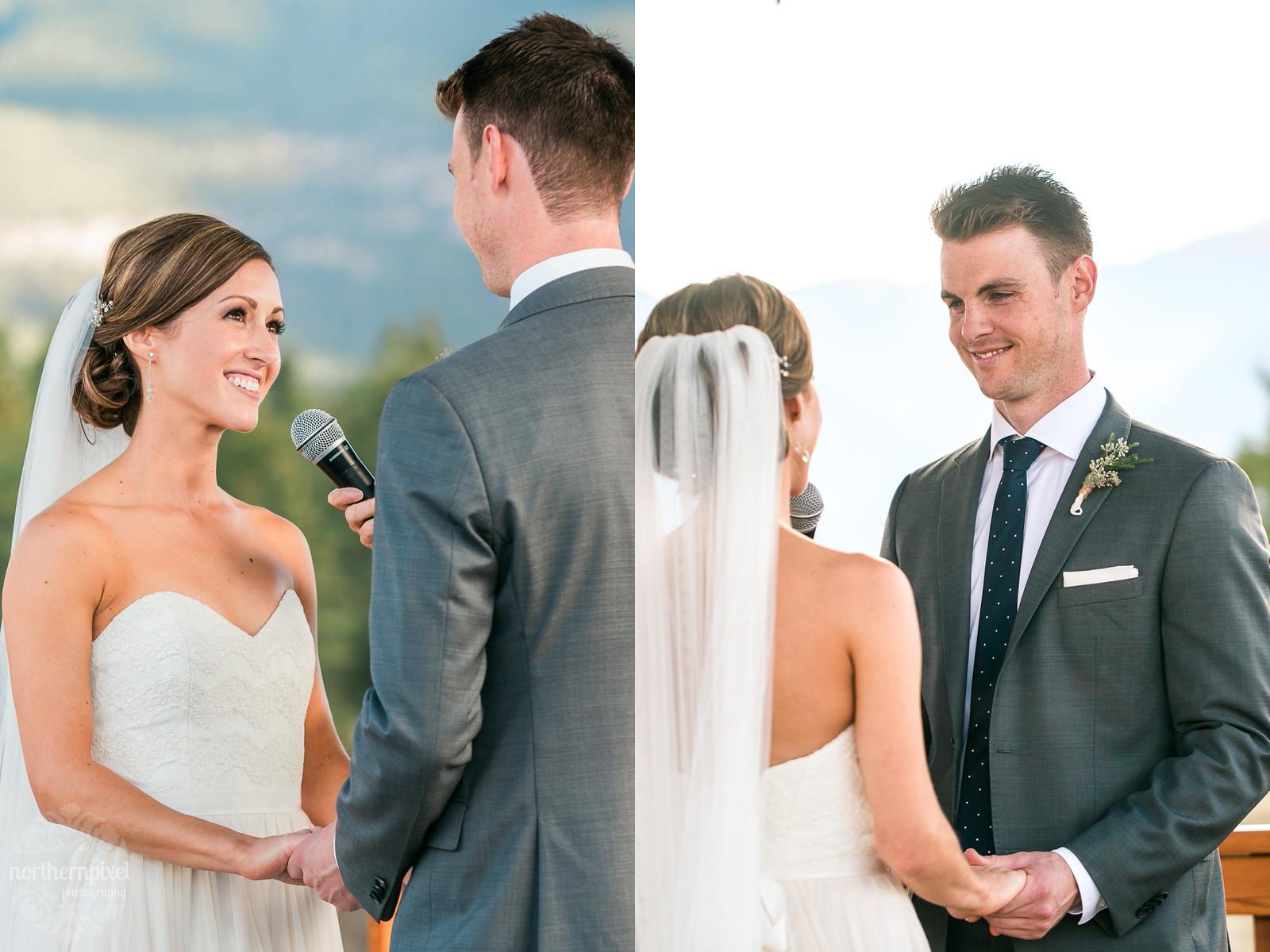 Wedding Ceremony, Invermere BC
