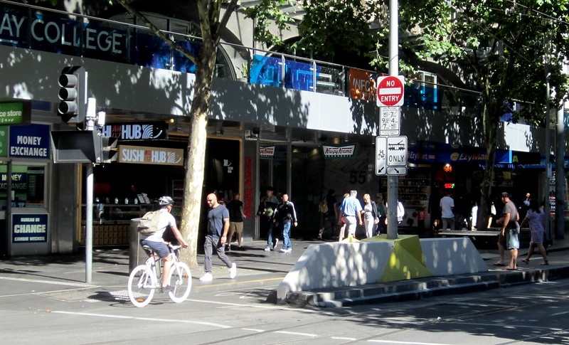 Swanston Street