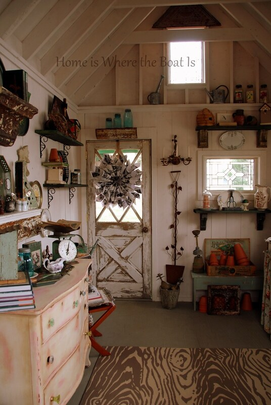 Potting Shed-Home Is Where the Boat Is-Housepitality Designs