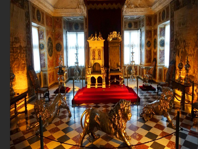 castelul rosenborg copenhaga 3