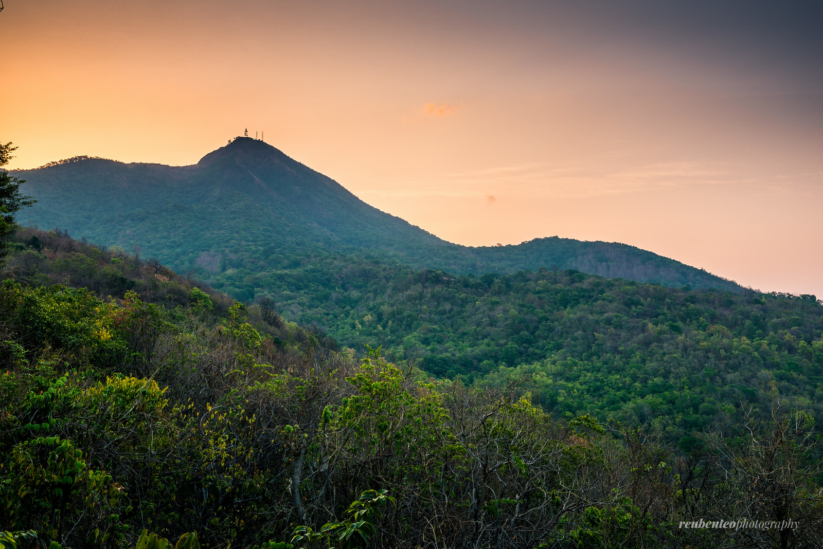 Mount Popa Sunrise