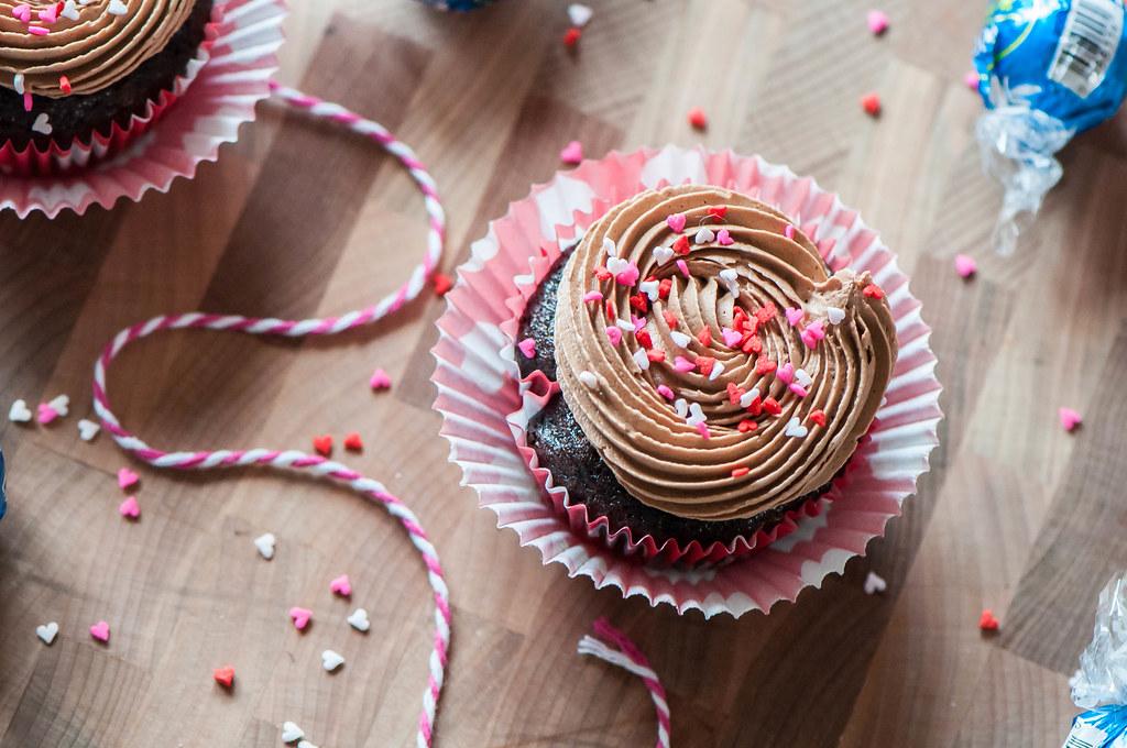 Chocolate Truffle Cupcakes 7