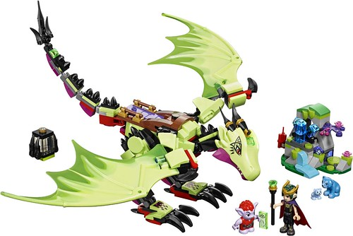 The Goblin King's Evil Dragon 41183 - set