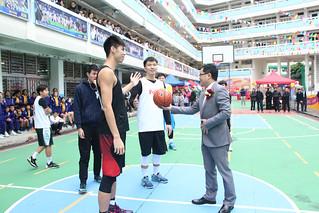 2017-01-14 40周年校慶 - 校友籃球賽
