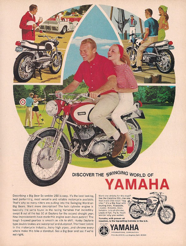 Yamaha Big Bear