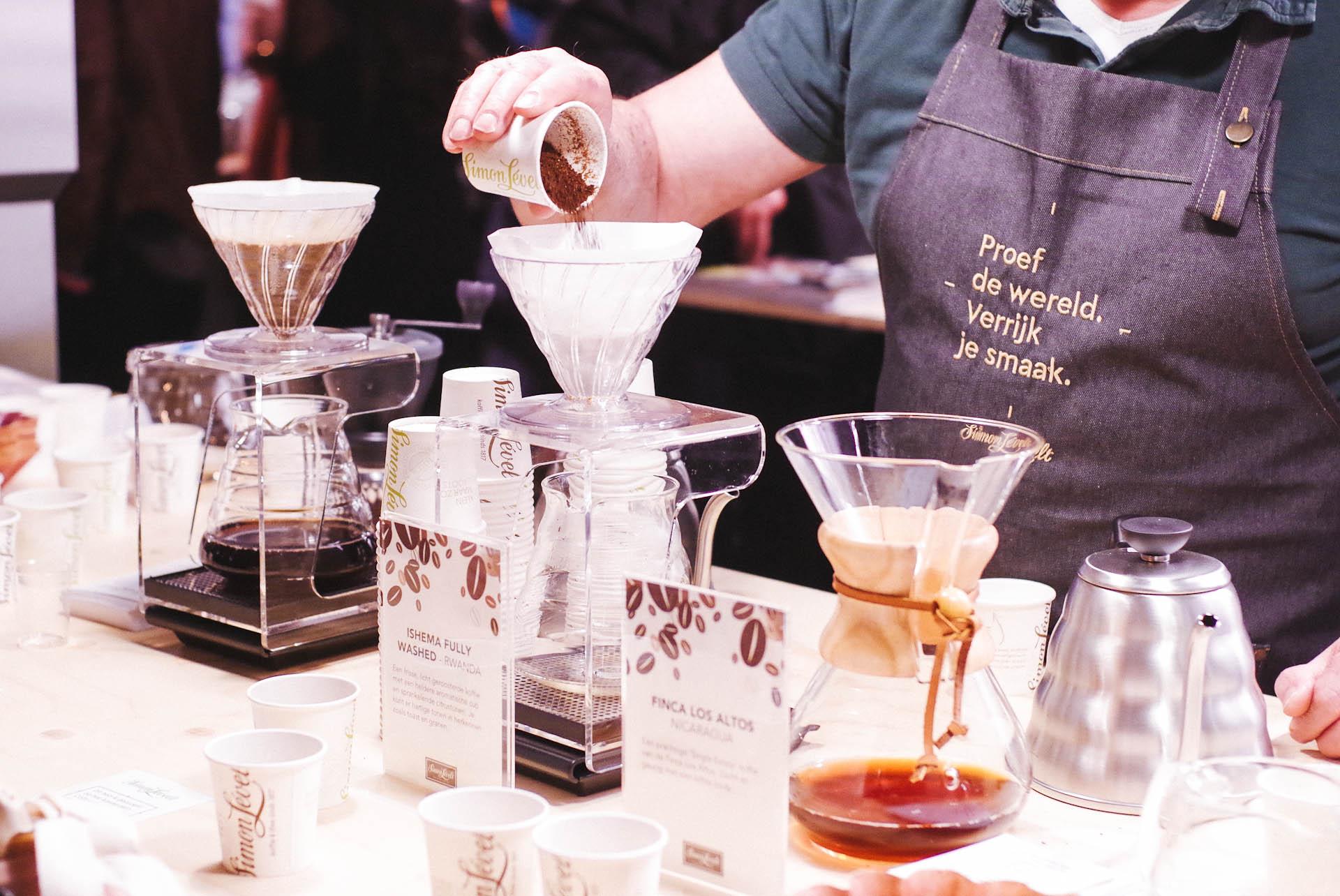Amsterdam Coffee Festival 2017