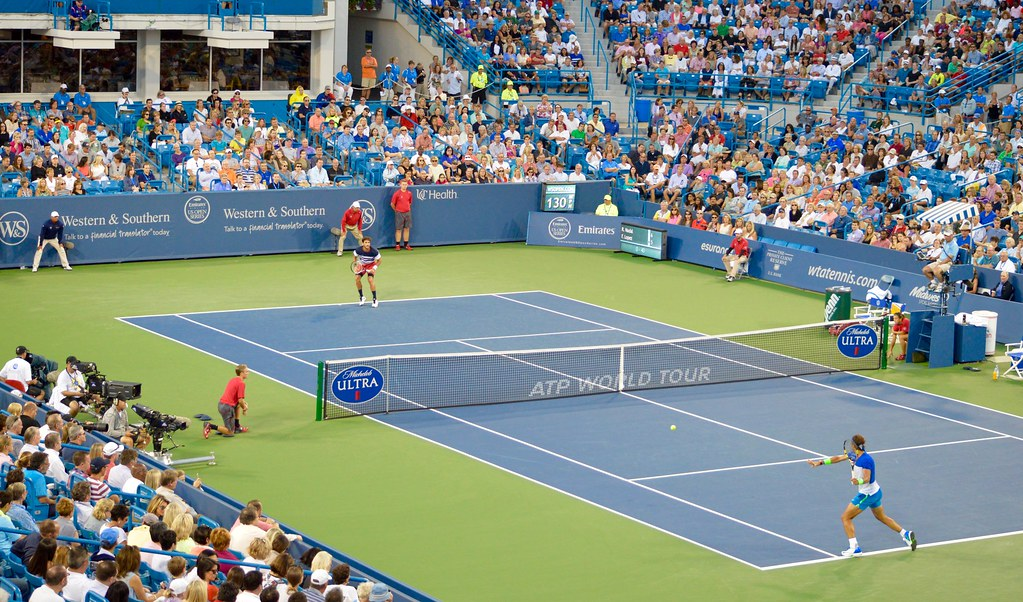2015 Cincy Tennis