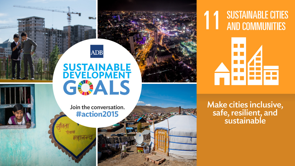 Sustainable Development Goal 11 Sustainable Cities And C