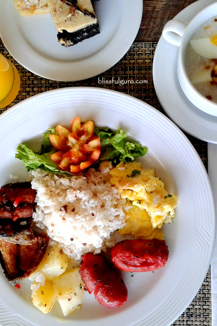 B Hotel Quezon City Buffet Breakfast