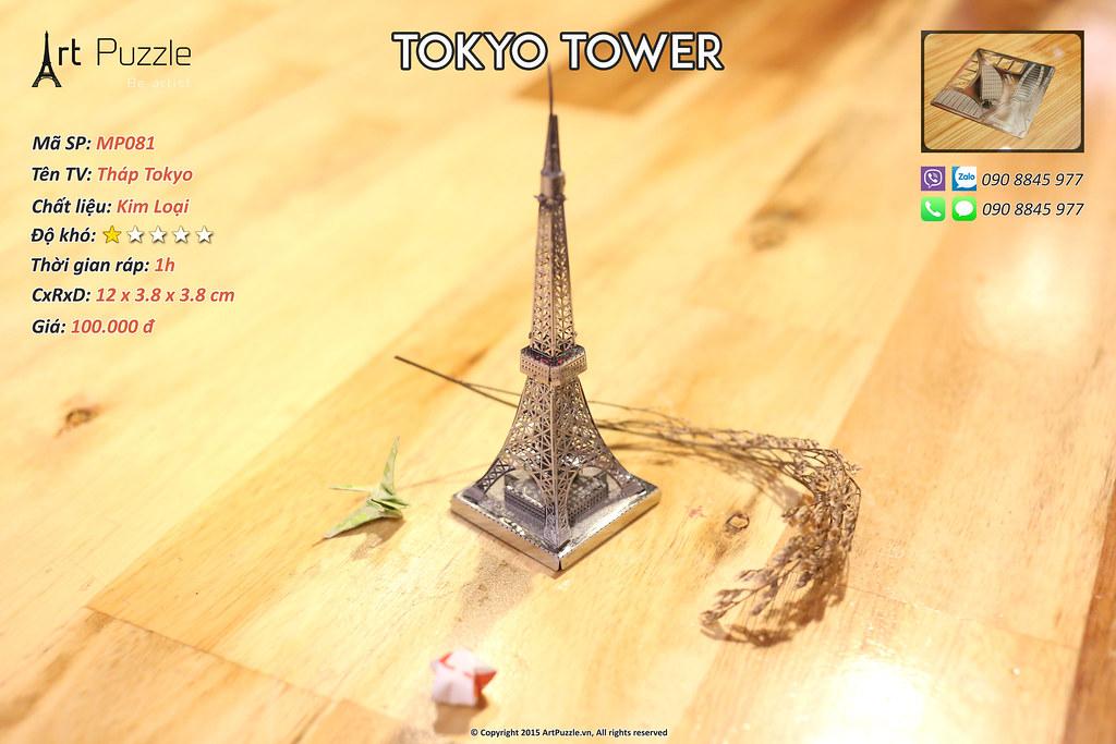Art Puzzle - Chuyên mô hình kim loại (kiến trúc, tàu, xe tăng...) tinh tế và sắc sảo - 31
