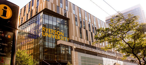 Ryerson University Looks to Innovate Intersection of Sport ...