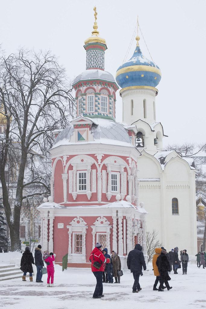 Лавра_кремовая церковь