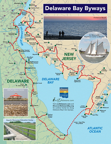 Delaware Bay Byways | by Partnership for the Delaware Estuary