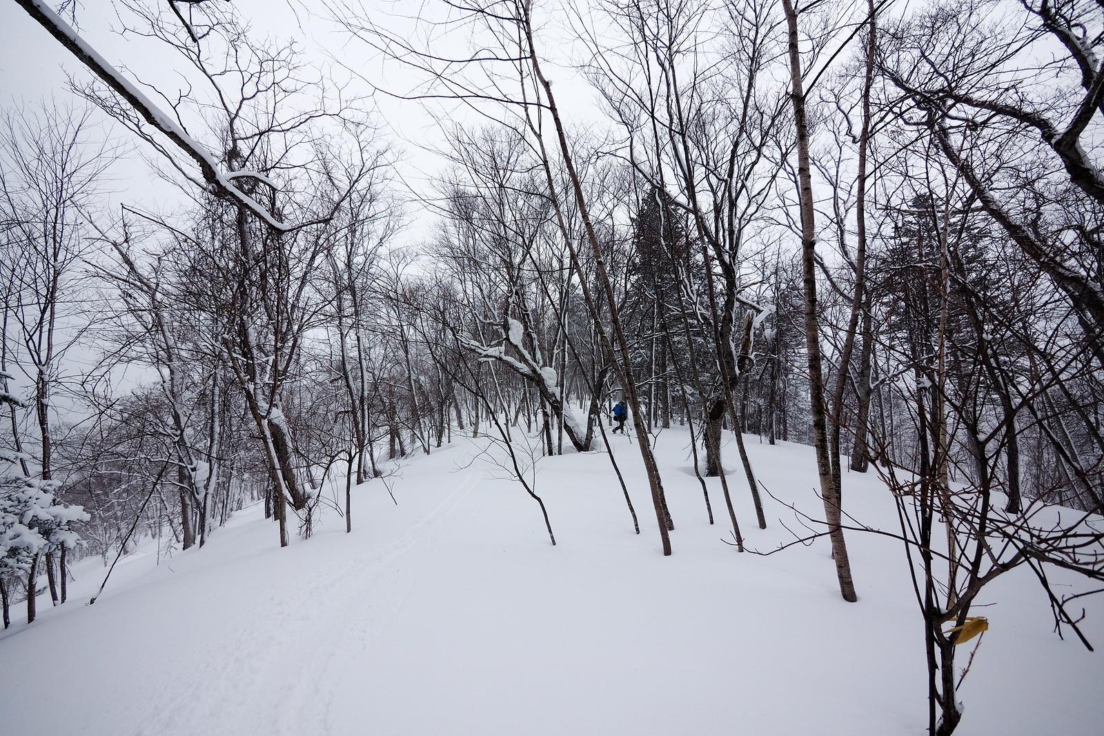 Mt. Piyashiri Ski Tour (Nayoro City, northern Hokkaido, Japan)