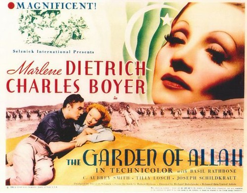 The Garden of Allah - 1936 - Poster 1