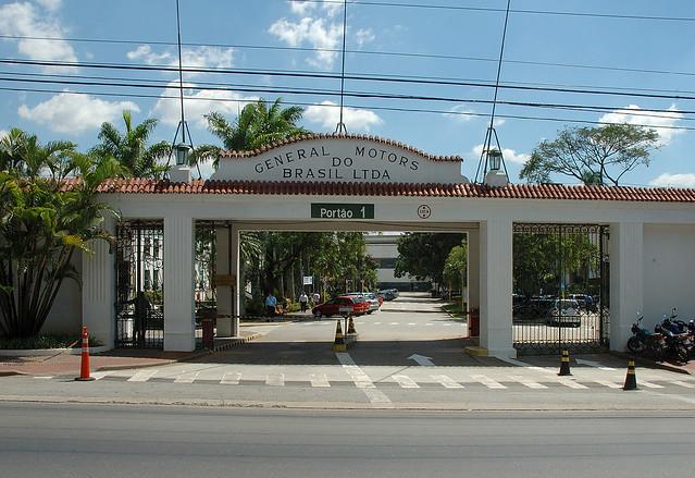 Chevrolet - São Caetano do Sul 1