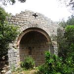 Environs de Montilati (l'oriu, le Casteddu di Conca et l'église de Sant'Andria) et l'oriu de Canni