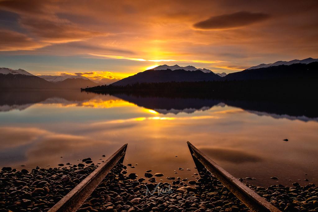 Sunrise , Sunset - Magazine cover