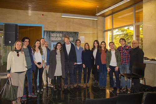 Semifinal La Voz de Tu Facultad. Educación y Psicología 2017