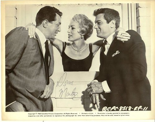 Who Was That Lady - promo - Dean Martin, Janet Leigh, Tony Curtis