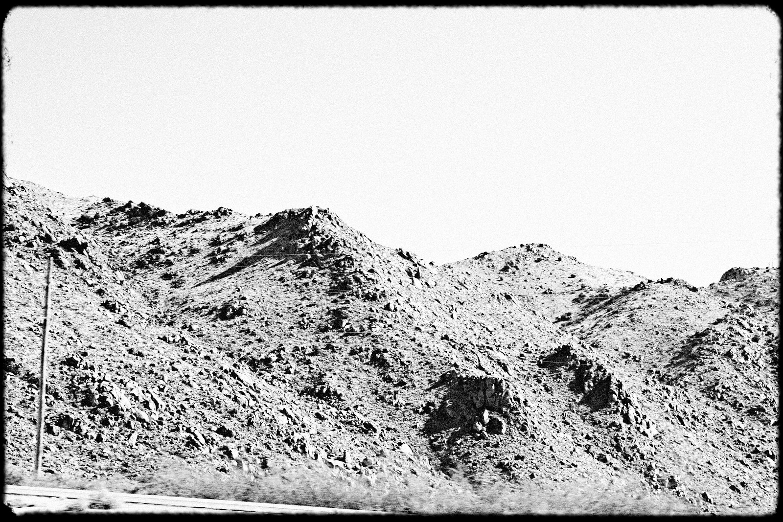 Mountains, West Texas, 2006