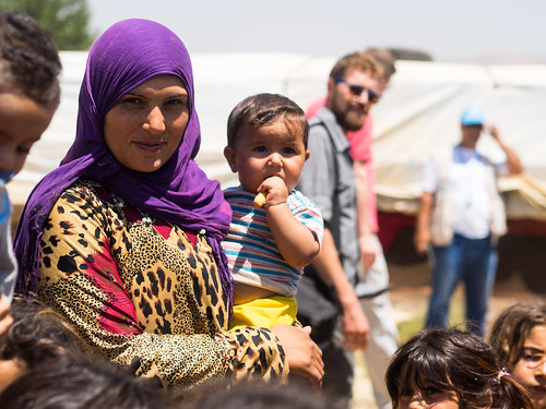 Flüchtlinge und Falafel - eine Woche im Libanon