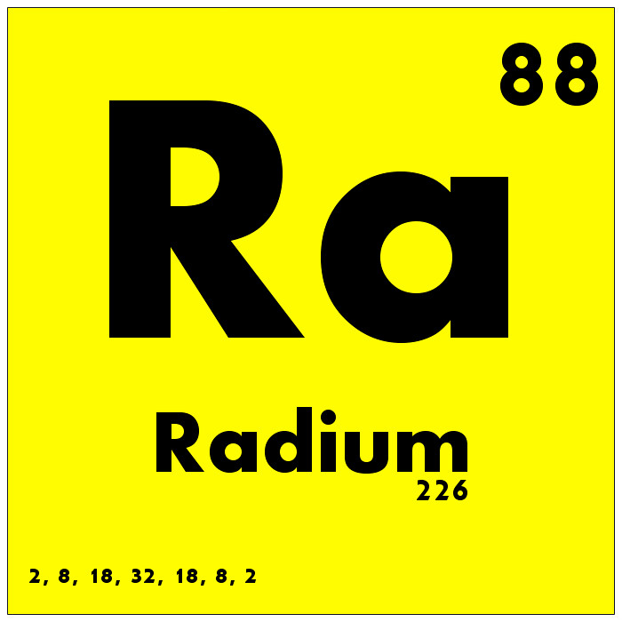 088 Radium Periodic Table Of Elements Watch Study Guide Flickr