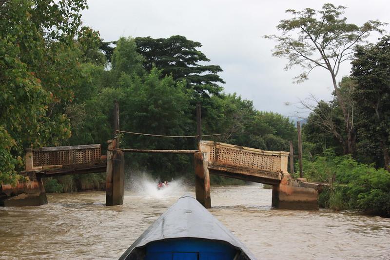 Канал от Инле к Индейну