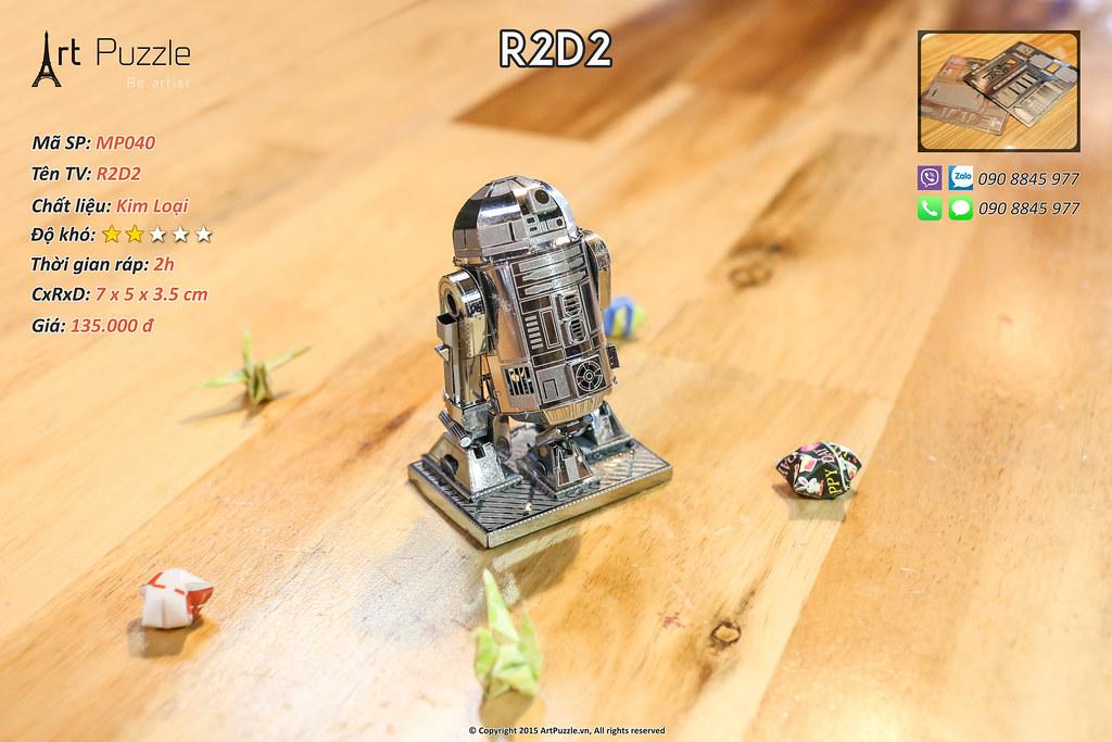 Art Puzzle - Chuyên mô hình kim loại (kiến trúc, tàu, xe tăng...) tinh tế và sắc sảo - 42
