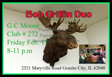 Bob Griffin Duo 2-17-17