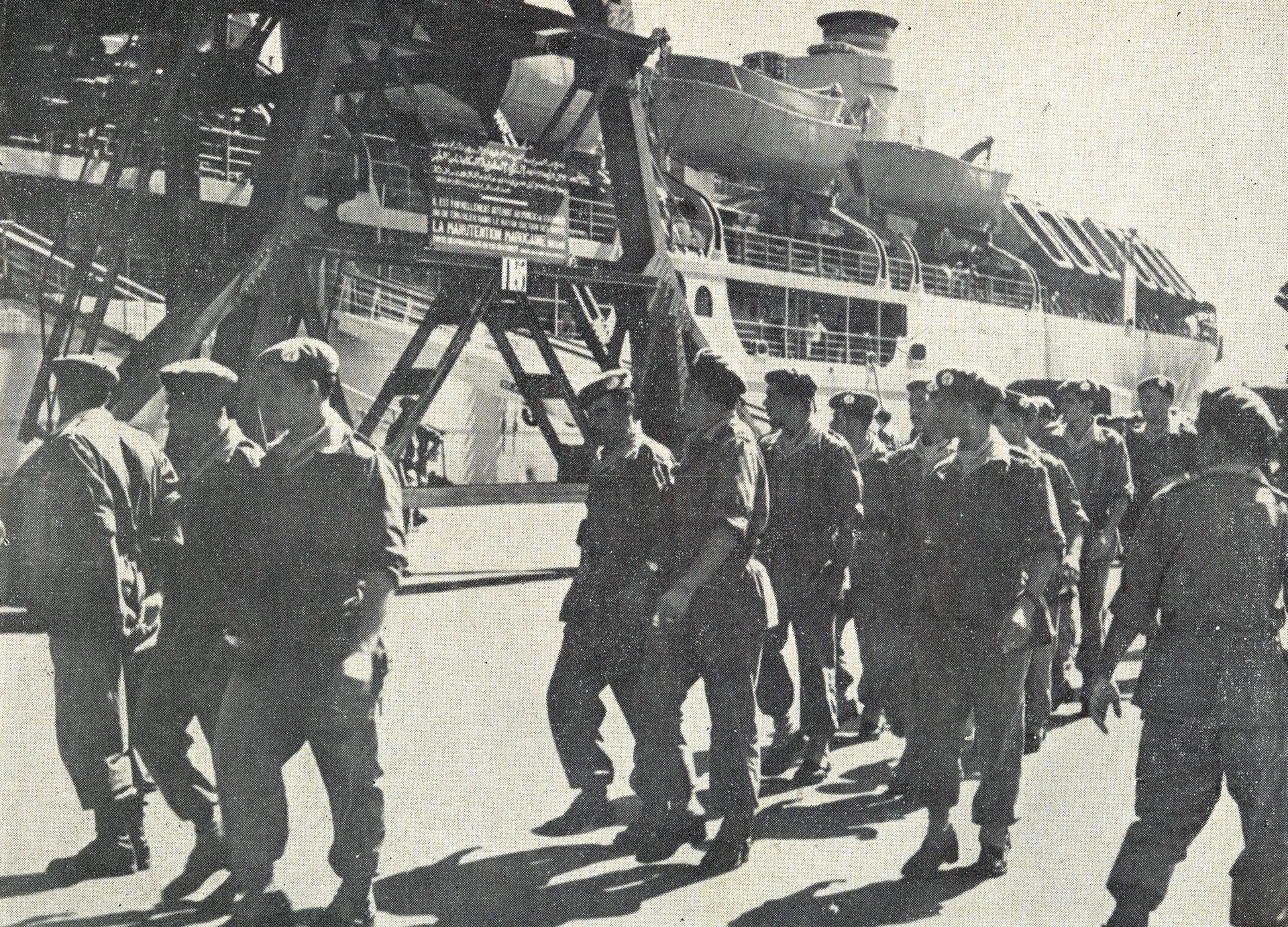 Les Forces Armées Royales au Congo - ONUC - 1960/61 32226514981_fa5eab6a4e_o