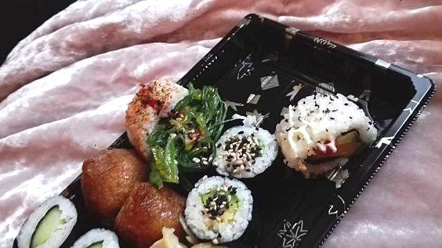 Vegan haru sushi restaurant helsinki