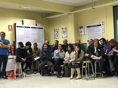 Jornada Debate #BentaraNoa #Getxo