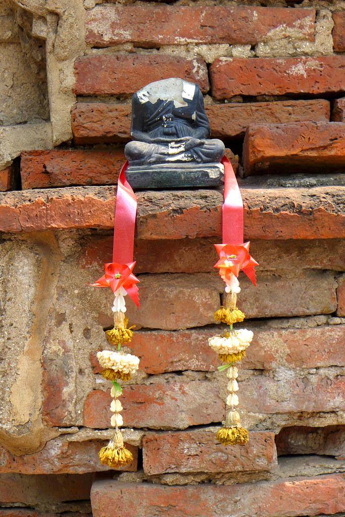 Thaïlande - Ayutthaya - 006 - Wat Maha That