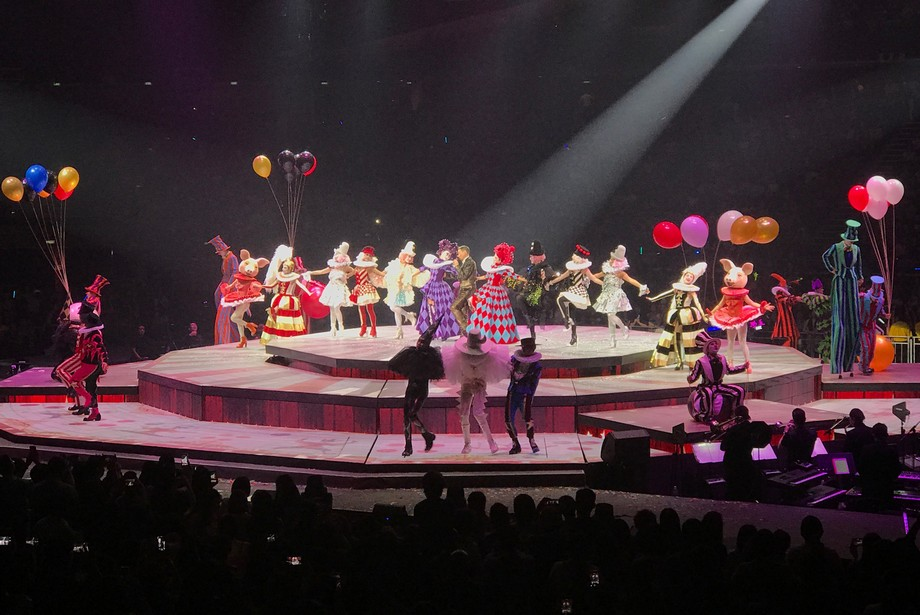 Jacky Cheung Singapore Concert Encore