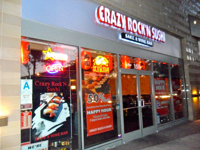 Crazy Rock'N'Sushi