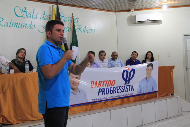 Epitaciolândia - 4 - Filiações 2015