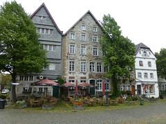 In Aachen Kornelimünster