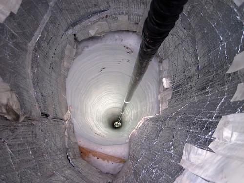 VCSE - Mai kép - Jégkocka Neutrínó-megfigyelőállomás