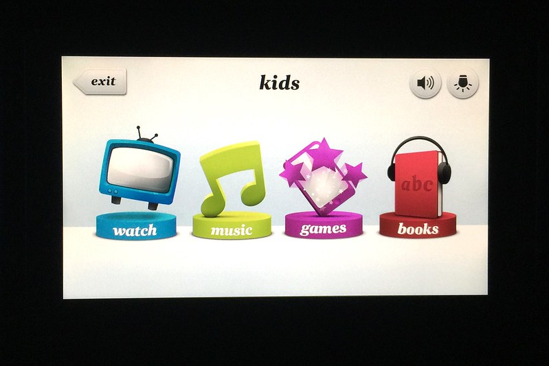 In-flight entertainment for little travellers with Air New Zealand.