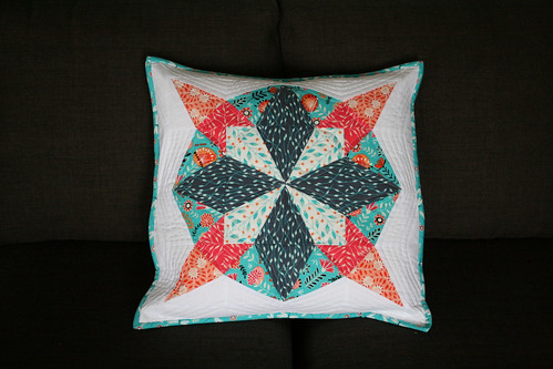Gypsy Lane Pillow Covers | by thecharmingneedle