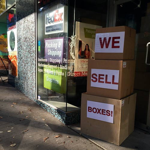We Sell Boxes | by mcmorgan08