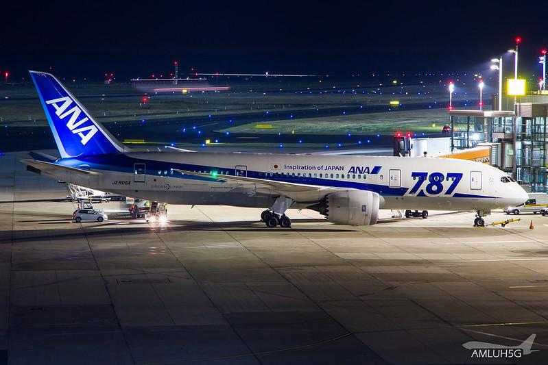 All Nippon Airways - B788 - JA806A (1)