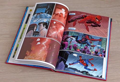 Superbohaterowie Marvela 01 Spider-man 09