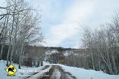 CAstle Valley et Mountain loop Utah Moab USA