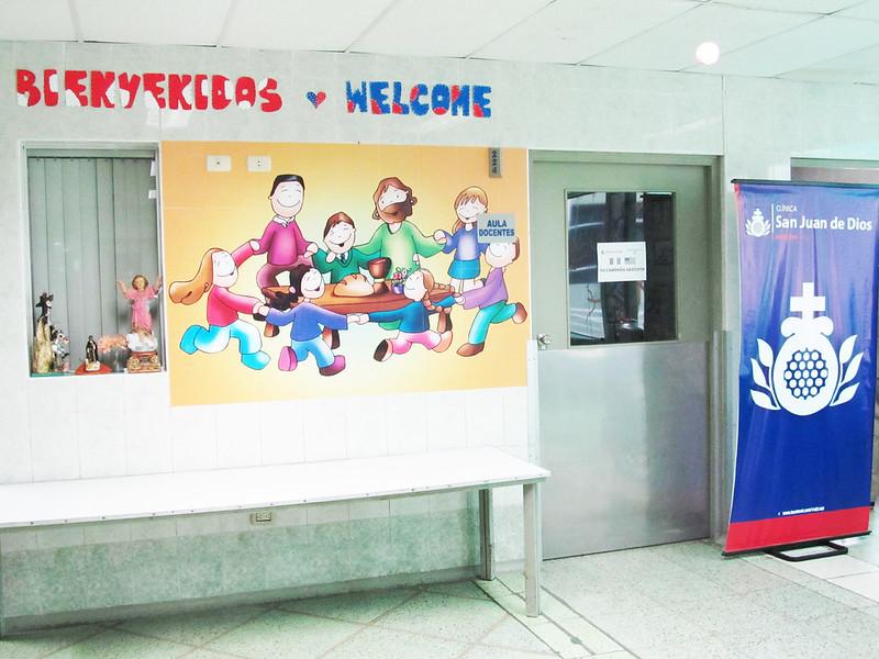 Clínica San Juan de Dios Arequipa inaugura servicio de pediatría - Hospitalización 2do nivel