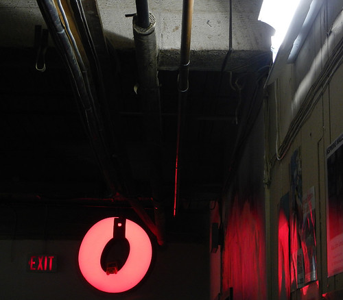 Eastside Culture Crawl with Red Lights (and O)