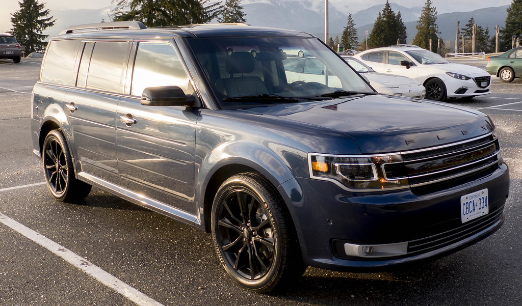 nosh and nibble ford flex limited 2017 crossover suv. Black Bedroom Furniture Sets. Home Design Ideas