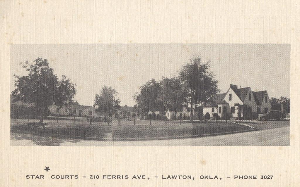 Star Courts - Lawton, Oklahoma