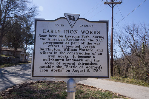 Early Iron Works - 1